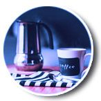 Cafetera, invitando a desayunar en La Grancha