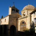 Foto de la ermita-santuario de Fórnoles