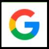 Logo de la letra G de Google